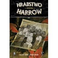 Hrabstwo Harrow T.4 Rodzina Komiksy grozy Mucha Comics