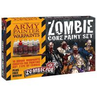 Army Painter zestaw farb Zombicide: Zombie Core