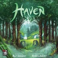 Haven Dla dwojga Red Raven Games