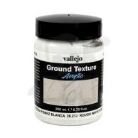 Vallejo 26212 Ground Textures 200 ml. White Pumice Dodatki do farb Vallejo