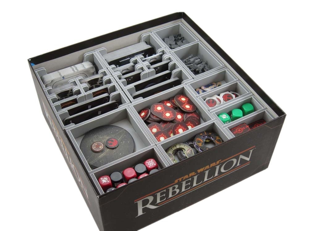 Folded Space: organizer do gry Star Wars: Rebelia (Rebellion)