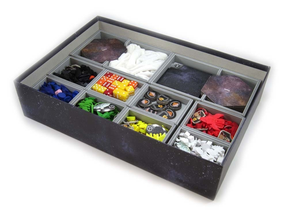 Folded Space: organizer do gry Eclipse