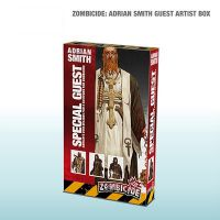 Zombicide Special Guest - Adrian Smith