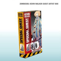 Zombicide Special Guest - Kevin Walker