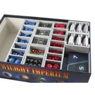 Folded Space: organizer do gry Twilight Imperium: Świt nowej ery