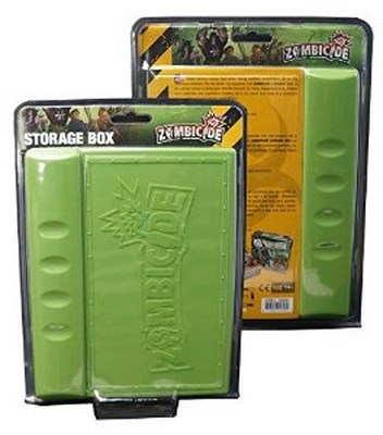 Zombicide Storage Box - Green