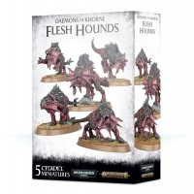 Warhammer Age of Sigmar: Flesh Hounds Warhammer: Age of Sigmar Games Workshop