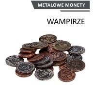 Metalowe monety - Wampirze (zestaw 24 monet) Monety Rebel