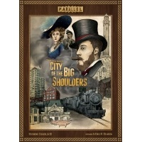 City of the Big Shoulders - KS Investor Edition Crowdfunding Quined Games