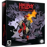 Hellboy: The Board Game (edycja Kickstarter) Crowdfunding Mantic Games