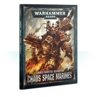 Warhammer 40000: Codex: Chaos Space Marines Chaos Space Marines Games Workshop