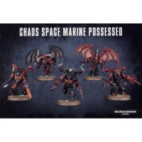 Warhammer 40000: Chaos Space Marine Possessed