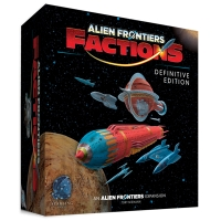 Alien Frontiers Factions Pozostałe gry Game Salute