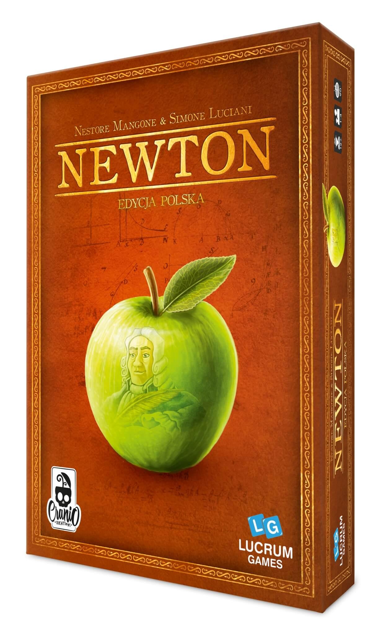 Newton (edycja polska) + karty promo