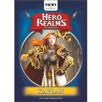 Hero Realms: Zestaw Bohatera - Kapłan Hero Realms IUVI Games