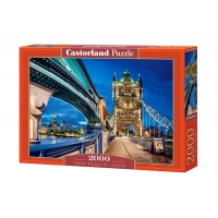 Puzzle 2000 el. Tower Bridge - Londyn