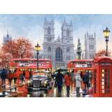 Puzzle 3000 el. Westminister Abbey