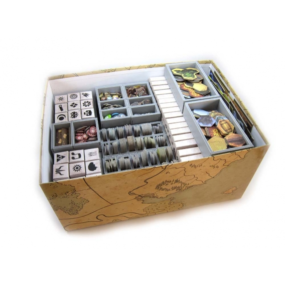 Folded Space: organizer do gry Gloomhaven