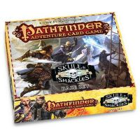 Pathfinder Adventure Card Game: Skull & Shackless Base Set Pathfinder Adventure Card Game Paizo