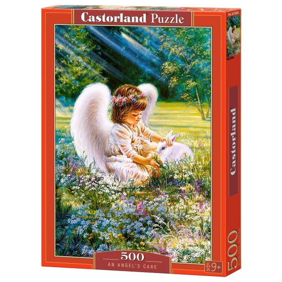 Puzzle 500 el. An Angel's Care