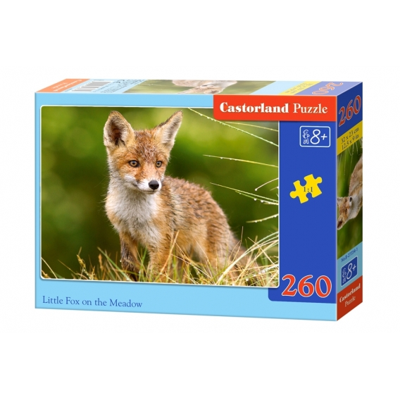 Puzzle 260 el. Little Fox on the Meadow