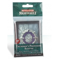 Warhammer Underworlds: Nightvault – Thundrik's Profiteers Sleeves Warhammer Underworlds Games Workshop