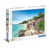Puzzle 1000 el. Paradise Beach - High Quality Collection
