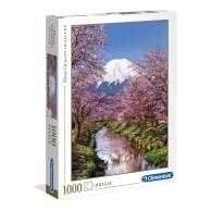 Puzzle 1000 el. Fuji Mountain - High Quality Collection High Quality Collection Clementoni