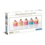 Puzzle 1000 el. Licorice Cupcakes - Panorama High Quality Collection