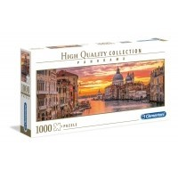 Puzzle 1000 el. The Grand Canal - Venice - Panorama High Quality Collection