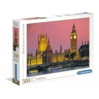 Puzzle 500 el. London - High Quality Collection High Quality Collection Clementoni