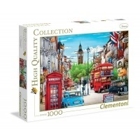 Puzzle 1000 el. London - High Quality Collection High Quality Collection Clementoni