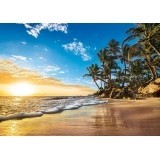 Puzzle 1500 el. Tropical sunrise - High Quality Collection