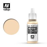 Farba Vallejo Model Color 007 - 837-17 ml. Pale Sand