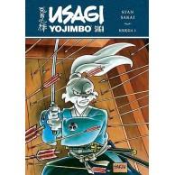 Usagi Yojimbo Saga. Księga 1 Komiksy fantasy Egmont