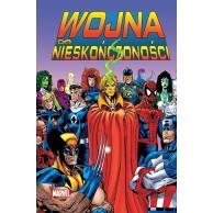 Wojna nieskończoności Komiksy z uniwersum Marvela Egmont