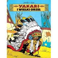 Yakari - 1 - Yakari i Wielki Orzeł Komiksy pełne humoru Egmont