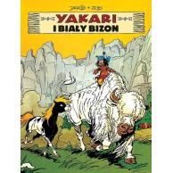 Yakari - 2 - Yakari i Biały Bizon Komiksy pełne humoru Egmont