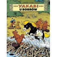 Yakari - 3 - Yakari u bobrów Komiksy pełne humoru Egmont