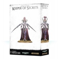 Age o Sigmar: Keeper of Secrets Chaos Games Workshop