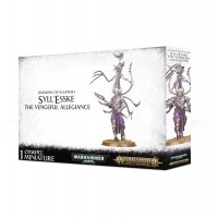Age o Sigmar: Syll'Esske: The Vengeful Allegiance Chaos Games Workshop