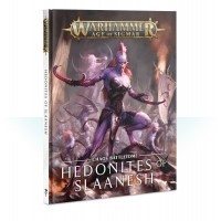 Age o Sigmar: Battletome Hedonites of Slaanesh Slaves to Darkness Games Workshop