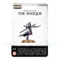 Age o Sigmar: The Masque Chaos Games Workshop
