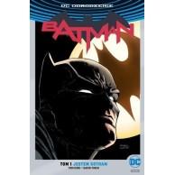 Batman - Jestem Gotham. Tom 1 (srebrna okładka)