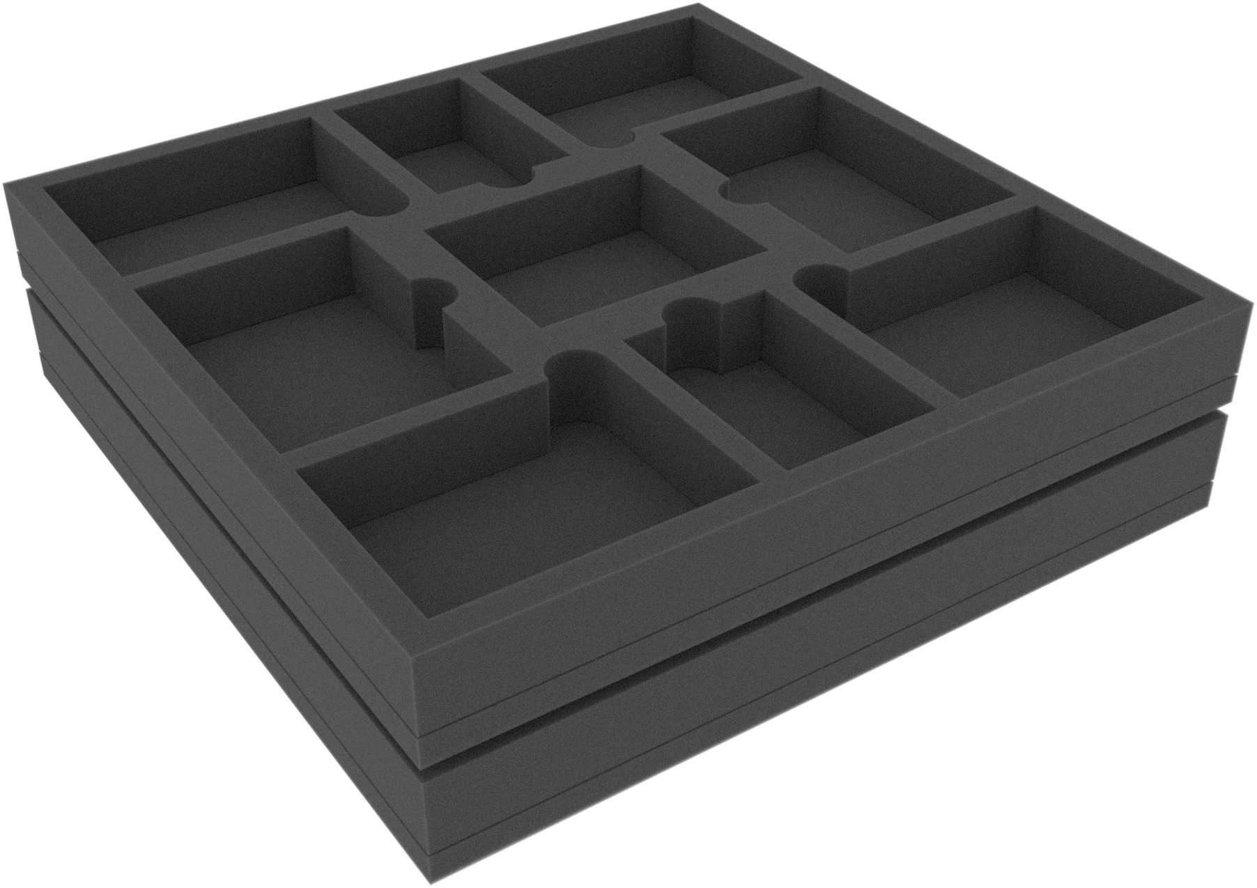 Feldherr Gąbka do This War of Mine board game box