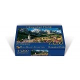 Puzzle 13200 el. Dolomity - High Quality Collection