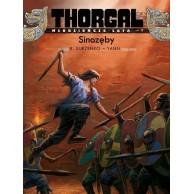 Thorgal - Młodzieńcze Lata. Sinozęby. Tom 7 (twarda oprawa)