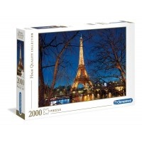 Puzzle 2000 el. Paryż - High Quality Collection High Quality Collection Clementoni