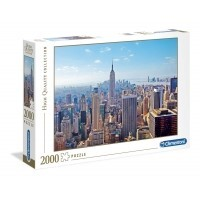 Puzzle 2000 el. New York - High Quality Collection High Quality Collection Clementoni