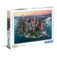 Puzzle 1500 el. New York - High Quality Collection